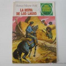 Tebeos: JOYAS LITERARIAS Nº 61 LA REINA DE LOS LAGOS 1979. Lote 42372117