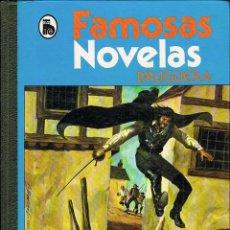 Tebeos: FAMOSAS NOVELAS BRUGUERA TOMO VIII (8). 2ª EDICION 1984. Lote 42381400