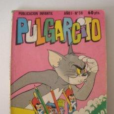 Tebeos: PULGARCITO - FORMATO BOLSILLO - Nº 38 - 1981 VER FOTOS. Lote 42388102