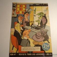 BDs: EL DDT. Nº 417. BRUGUERA. Lote 42468489