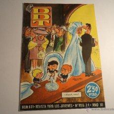 BDs: EL DDT. Nº 521. BRUGUERA. . Lote 42468634