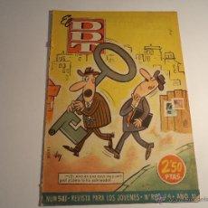 BDs: EL DDT. Nº 541. BRUGUERA. . Lote 42468967