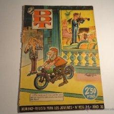 BDs: EL DDT. Nº 542. BRUGUERA. . Lote 42468976
