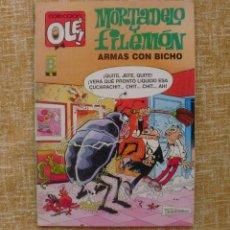 Tebeos: MORTADELO Y FILEMÓN COMIC, NÚMERO 352, COLECCIÓN OLÉ, EDICIONES B, GRUPO Z, PRIMERA EDICIÓN, 1989. Lote 42542583