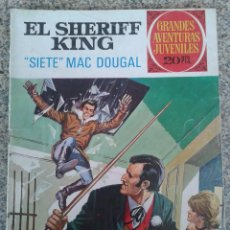 Tebeos: EL SHERIFF KING -- Nº 22 -- GRANDES AVENTURAS JUVENILES -- 2ª EDICION - 1975 --. Lote 42544724