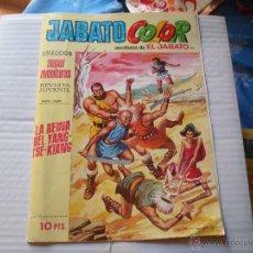Tebeos: JABATO COLOR N 174. Lote 42579657