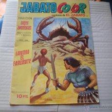 Tebeos: JABATO COLOR N 175. Lote 42579680
