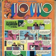 Livros de Banda Desenhada: TIO VIVO Nº 771. Lote 42592315