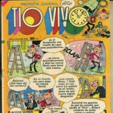 Livros de Banda Desenhada: TIO VIVO Nº 992. Lote 42592336
