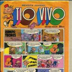 Livros de Banda Desenhada: TIO VIVO Nº 990. Lote 42593388