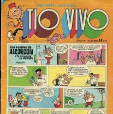 Livros de Banda Desenhada: TIO VIVO Nº 860. Lote 42593546