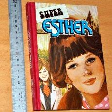Tebeos: PEQUEÑO TOMO - SUPER ESTHER - Nº 7 - EDITORIAL BRUGUERA - 1ª EDICIÓN - DICIEMBRE 1983. Lote 42599019
