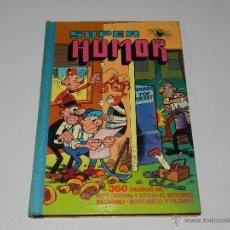 Tebeos: (M-11) SUPER HUMOR VOLUMEN IV , EDT BRUGUERA 1978, BUEN ESTADO. Lote 42650621