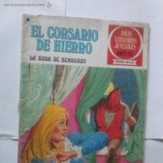 Tebeos: EL CORSARIO DE HIERRO Nº 41 -BRUGUERA -. Lote 42659089