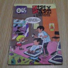 Tebeos: COLECCION OLE Nº 169 / Z.129 • ZIPI Y ZAPE Y CARPANTA. Lote 42712046