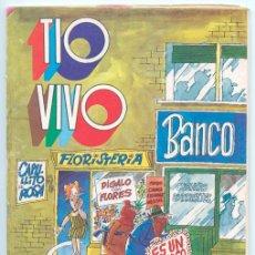 Tebeos: TIO VIVO - EXTRA DE PRIMAVERA - ED. BRUGUERA - 1977 (JOHN HAZARD). Lote 42713784