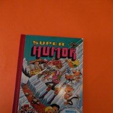 Tebeos: SUPER HUMOR MORTADELO - ZIPI ZAPE - CARPANTA - SACARINO - PLURILOPEZ - VOLUMEN XXXI 3 EDICION 1985 . Lote 42726177