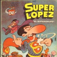 Tebeos: TEBEOS-COMICS CANDY - SUPERLOPEZ - Nº 2 - 1982 - BRUGUERA 2ª EDICION *BB99. Lote 42745435