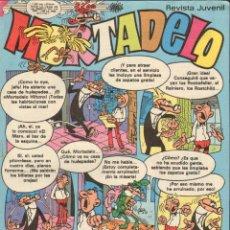 Tebeos: TEBEOS-COMICS CANDY - MORTADELO Y FILEMON - Nº 584 - 1982 - BRUGUERA *AA99. Lote 42745902