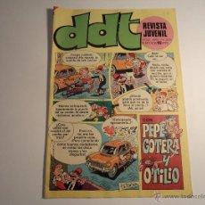 BDs: DDT. Nº 355. III ÉPOCA. BRUGUERA. . Lote 42773884
