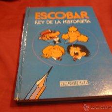 Tebeos: ESCOBAR, REY DE LA HISTORIETA, BRUGUERA. Lote 42783420