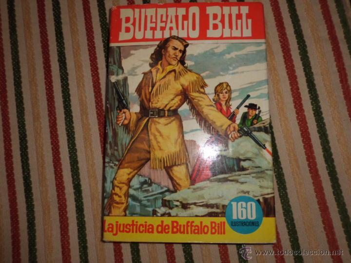COLECCION HEROES Nº 46 BUFALO BILL 1ª EDICION (Tebeos y Comics - Bruguera - Otros)