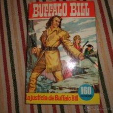 Tebeos: COLECCION HEROES Nº 46 BUFALO BILL 1ª EDICION. Lote 42807508