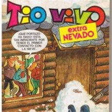 Tebeos: TIO VIVO EXTRA NEVADO. NUMERO 47. BRUGUERA 1984.(ST/A14). Lote 42869158