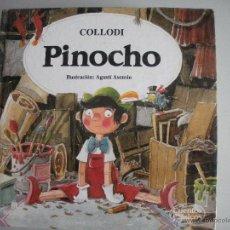 Tebeos: CUENTO DE PINOCHO DE - COLLODI -. Lote 42879091