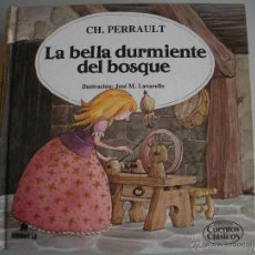 Tebeos: CUENTO DE LA BELLA DURMIENTE DEL BOSQUE DE CH. PERRAULT -. Lote 42879105