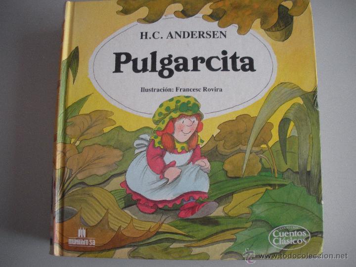 CUENTO DE LA - PULGARCITA - DE HC.ANDERSEN - (Tebeos y Comics - Bruguera - Cuadernillos Varios)
