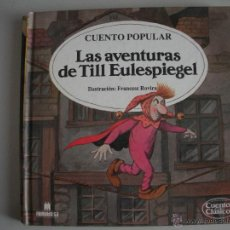 Tebeos: CUENTO POPULAR - LAS AVENTURAS DE TILL EULESPIEGEL-. Lote 42879175