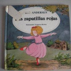 Tebeos: CUENTO LAS ZAPATILLAS ROJAS - DE HC. ANDERSEN-. Lote 42879192