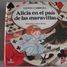 Tebeos: CUENTO DE -ALICIA EN EL PAIS DE LAS MARAVILLAS -. Lote 42879214