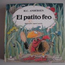 Tebeos: CUENTO DE - EL PATITO FEO -. Lote 42879242
