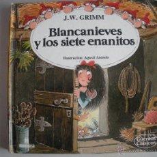 Tebeos: CUENTO DE - BLANCA NIEVES Y LOS SIETE ENANITOS -. Lote 42879260