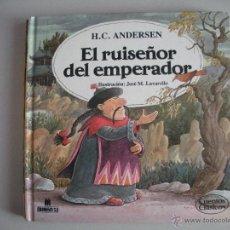 Tebeos: CUENTO DE - EL RUISEÑOR DEL EMPERADOR -. Lote 42879377