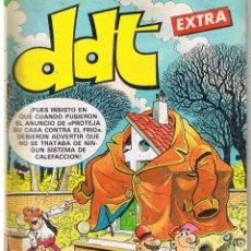 Tebeos: DDT EXTRA. NUMERO 41. FRIO A LA VISTA. BRUGUERA 1983..(ST/A15). Lote 42894429