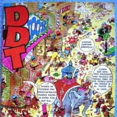 Giornalini: DDT - EXTRA DE PRIMAVERA DE EDT. BRUGUERA, AÑO 1971.. Lote 42997968