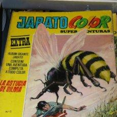 Tebeos: TEBEOS-COMICS CANDY - JABATO ALBUM 2ª EDICION - 1975 - BRUGUERA - Nº 5 - DARNIS *AA99. Lote 43104479