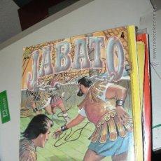 Tebeos: TEBEOS-COMICS CANDY - SELECCION EL JABATO - 198? - ED. B - TOMO Nº 4 *AA99. Lote 43113564