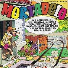 Tebeos: COMIC MORTADELO N. EXTRA DE VERANO . Lote 43114372