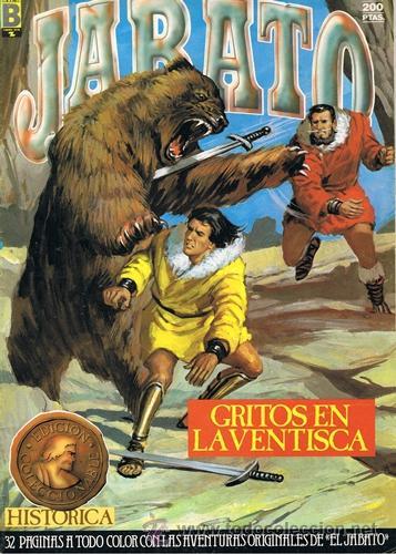 COMIC JABATO N.103 EDICIÓN COLECCIONABLE HISTÓRICA (Tebeos y Comics - Bruguera - Jabato)