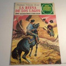 Tebeos: JOYAS LITERARIAS. Nº 61. BRUGUERA. 2ª EDICIÓN (A-4). Lote 43175367