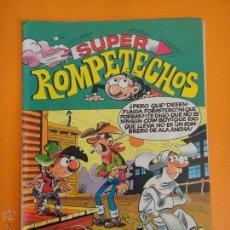 Tebeos - SUPER ROMPETECHOS Nº 32 AÑO VI BRUGUERA 1983 . - 43194738