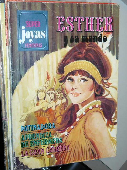 TEBEOS-COMICS CANDY - ESTHER Y SU MUNDO - BRUGUERA - 1979 - Nº 15 - 1ª ED - SUPER JOYAS *AA99 (Tebeos y Comics - Bruguera - Esther)