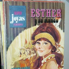 Tebeos: TEBEOS-COMICS CANDY - ESTHER Y SU MUNDO - BRUGUERA - 1979 - Nº 15 - 1ª ED - SUPER JOYAS *AA99. Lote 43211146