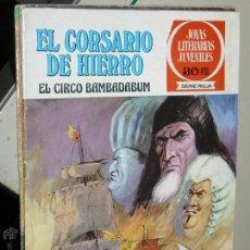 Tebeos: TEBEOS-COMICS CANDY - EL CORSARIO DE HIERRO - BRUGUERA - 1977 - Nº 11 - 1ª ED - AMBROS *CC99. Lote 43211186