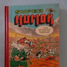 Tebeos: SUPER HUMOR VOLUMEN 20 MORTADELO Y FILEMON . Lote 43214479