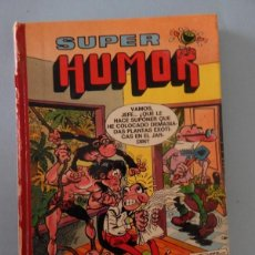 Tebeos: SUPER HUMOR VOLUMEN 16 MORTADELO Y FILEMON . Lote 43214541